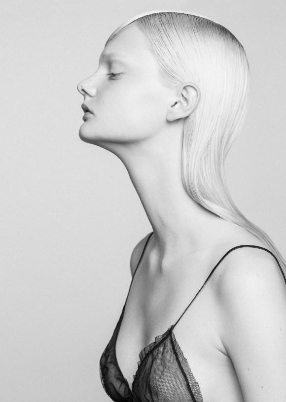 Olesya Ivanishcheva by Jacob Sadrak for Tush Magazine