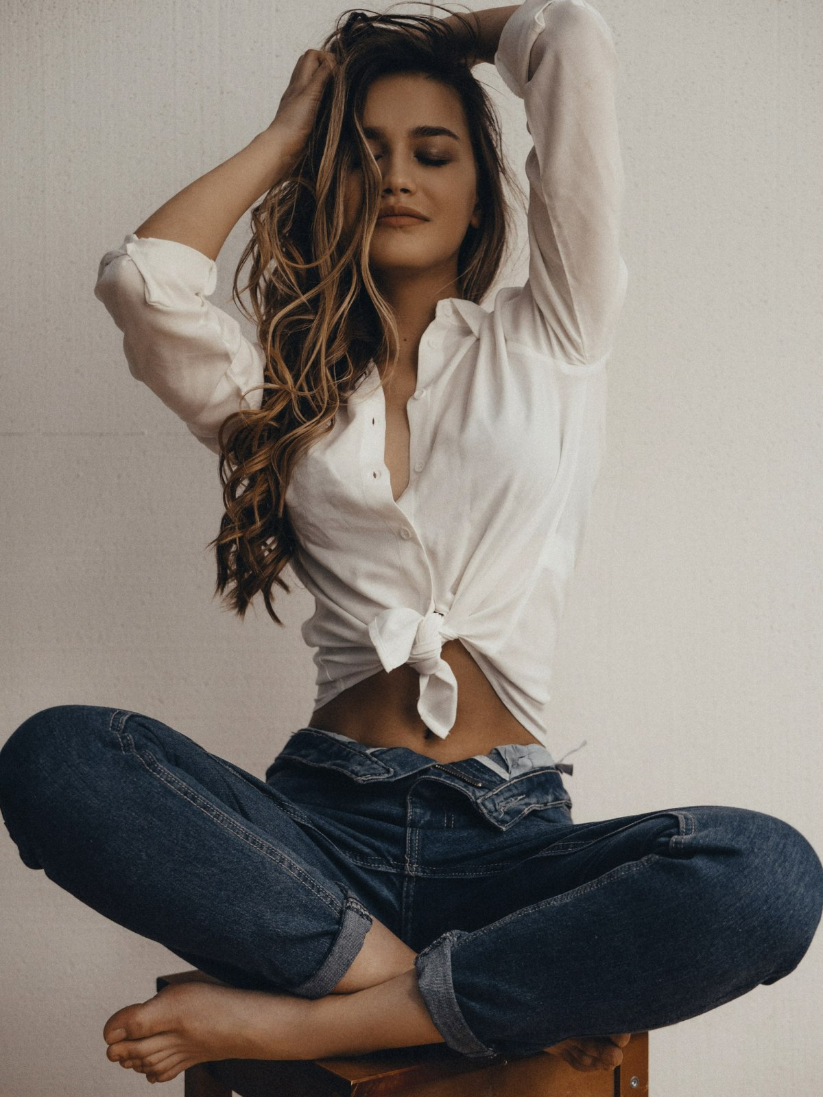 Anastasia Lis by Olga Sturikova