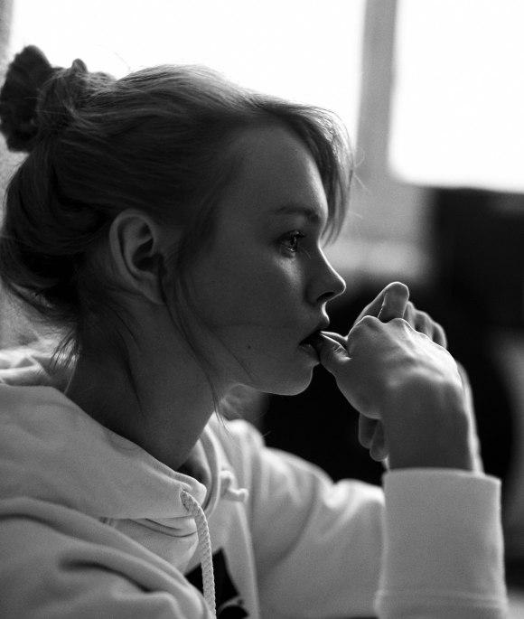 Anastasiya Scheglova by Irina Vorotyntseva