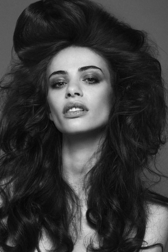 Nicole Meyer by Pierre Dal Corso