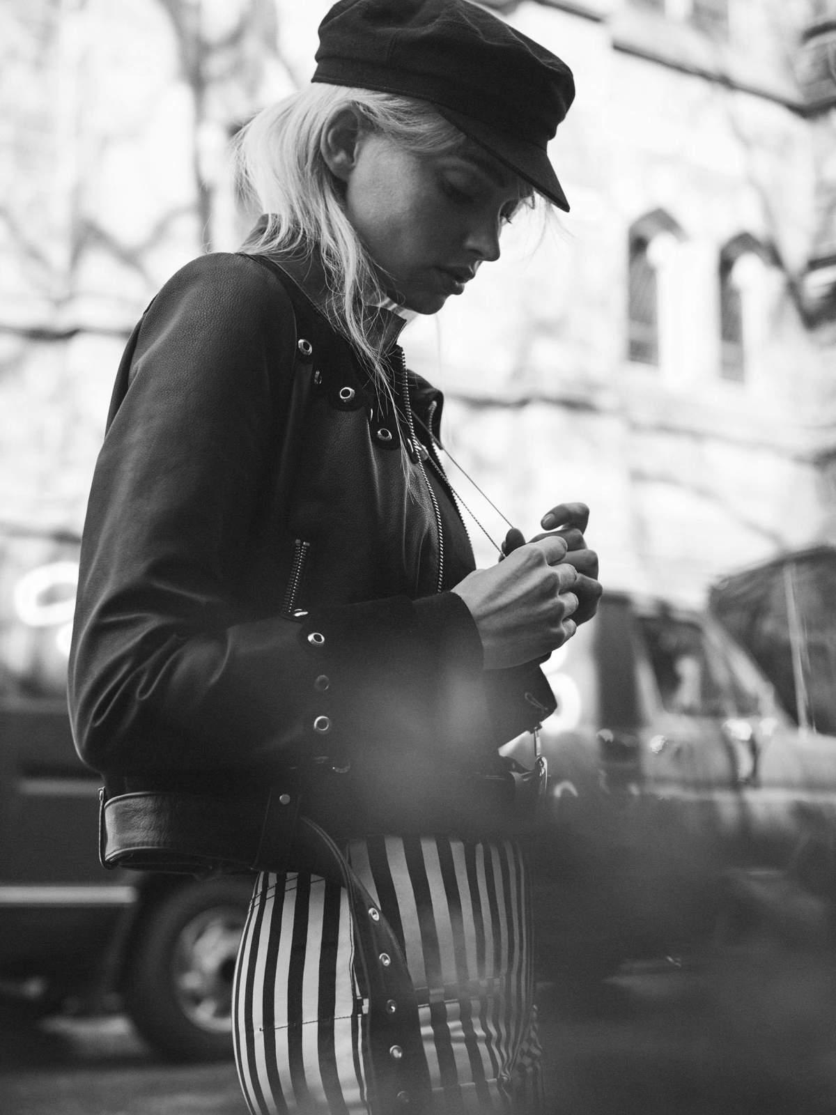 Elsa Hosk by Stefano Galuzzi for Porter Edit