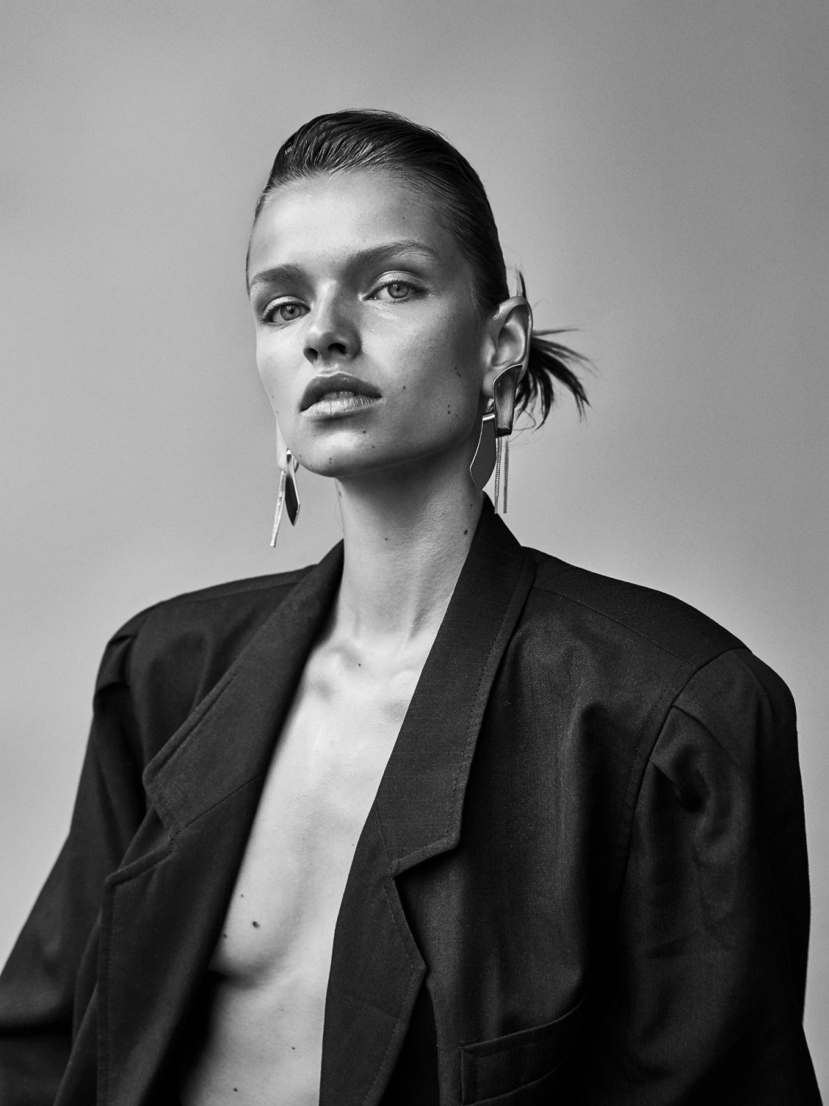 Marie-Louise Wedel by Lina Tesch
