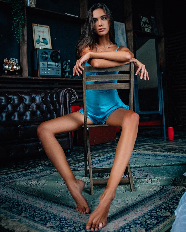 Kristina Surkova by Alexey Trifonov