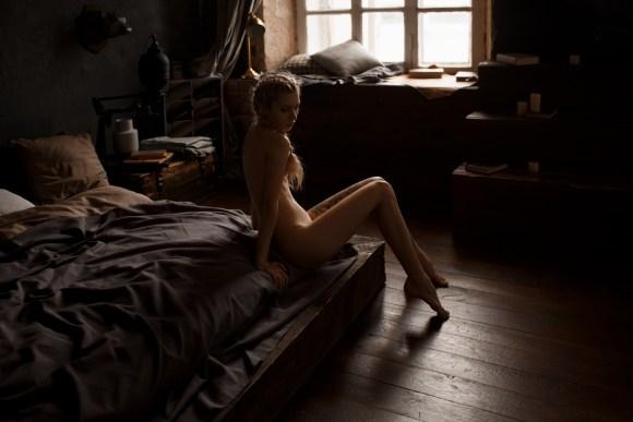 Polina by Anton Demin