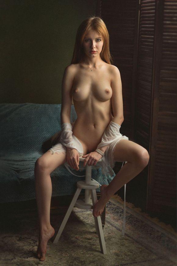 Alina Panevskaya by Oleg Kosyrev