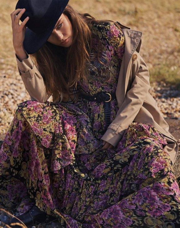 Luna Bijl by Rory Payne for Porter Magazine