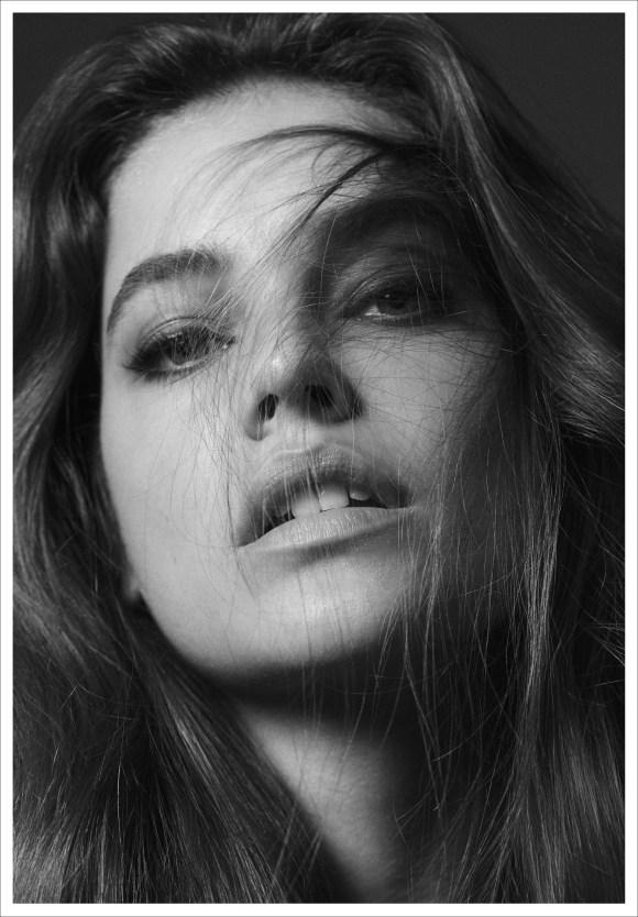 Barbara Palvin by Adam Franzino