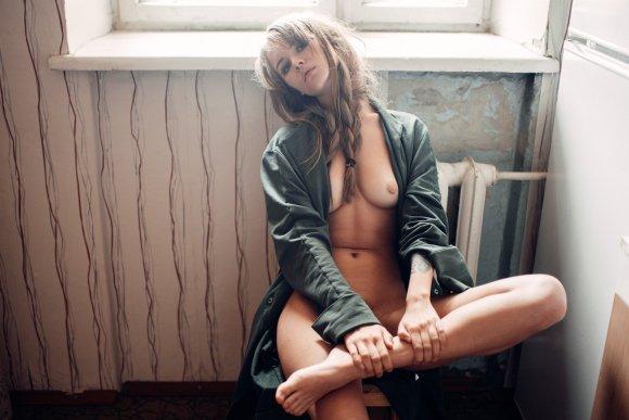 Anastasiya Scheglova by Marat Safin