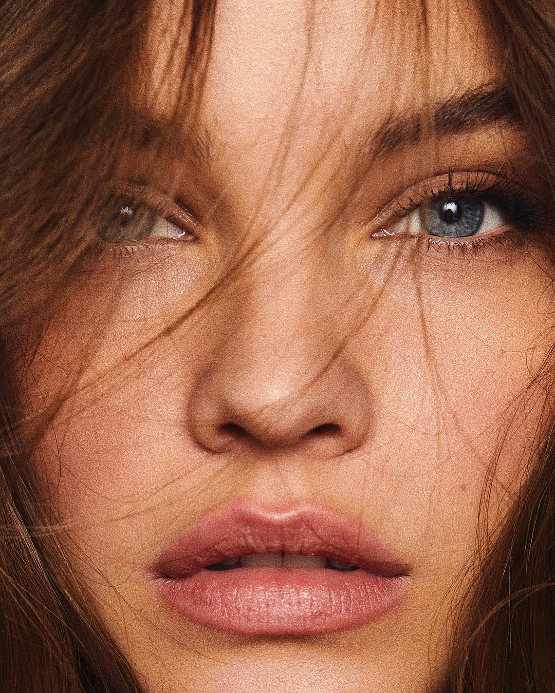 Barbara Palvin by Zoey Grossman