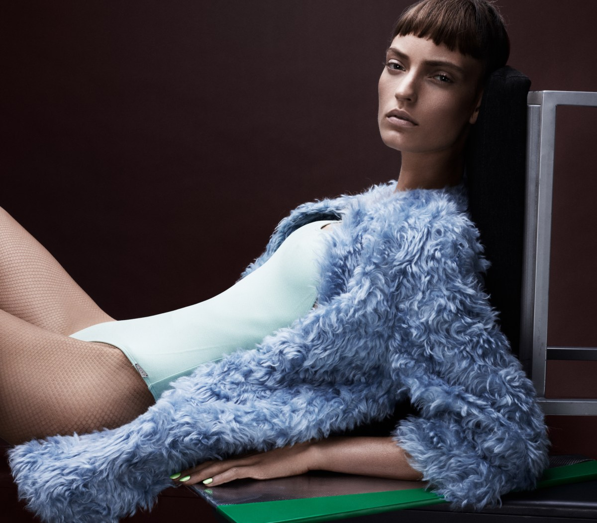 Marikka Juhler by Raf Stahelin for Garage Magazine