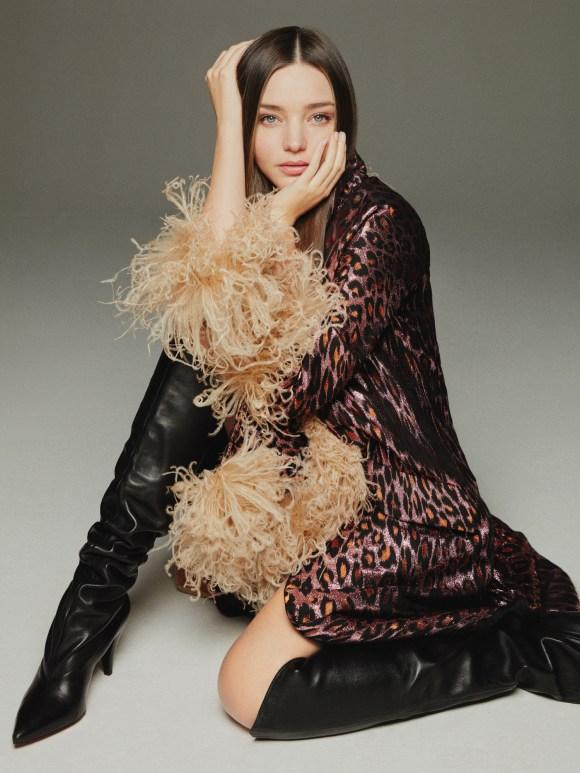 Miranda Kerr by Jumbo Tsui for InStyle China