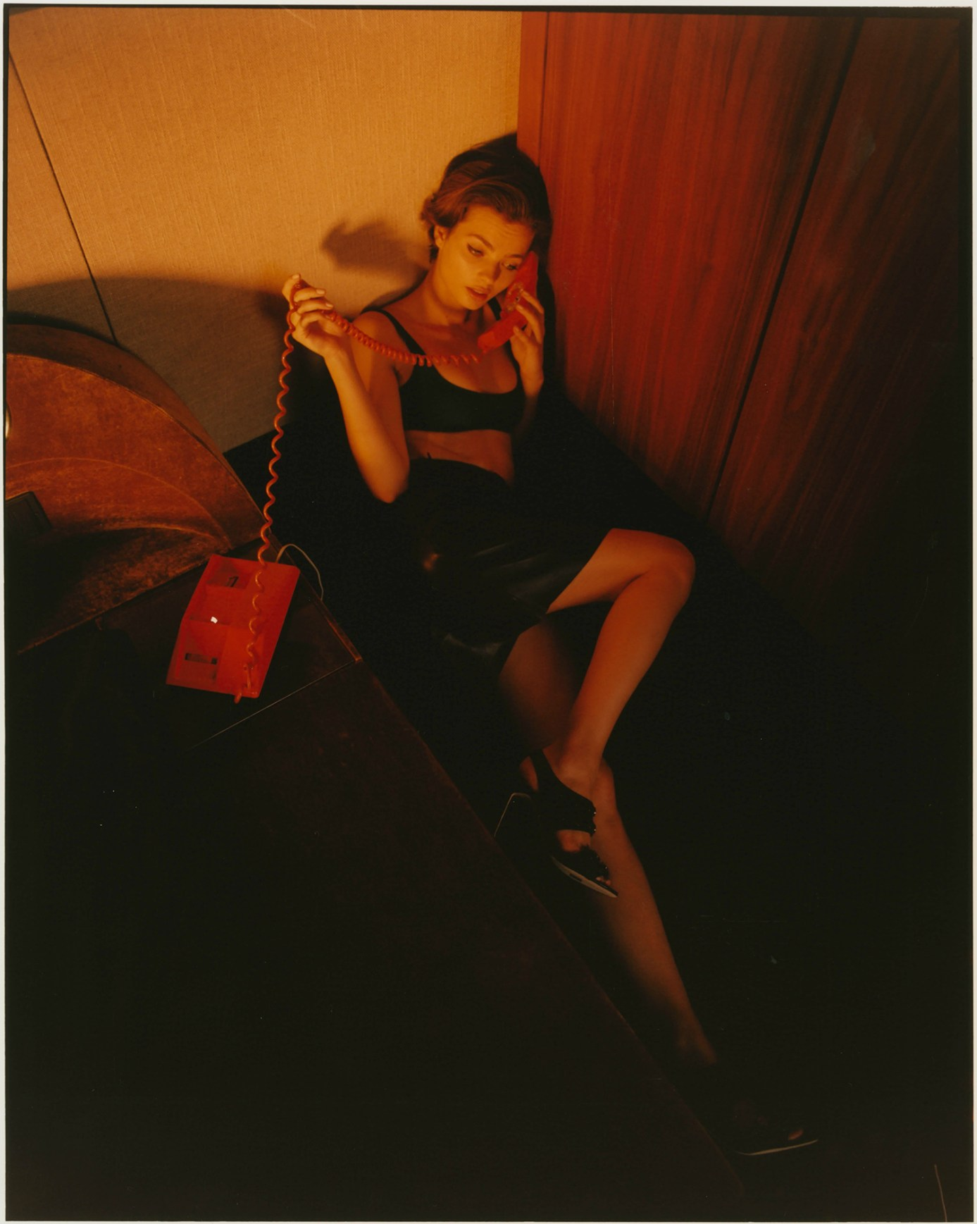 Ana Walczak Nude moa aberg - portraits of girls
