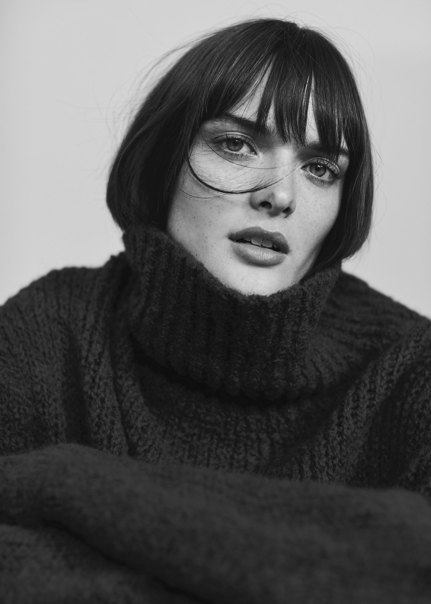 Sam Rollinson by Josefina Andrés for Mango Premium
