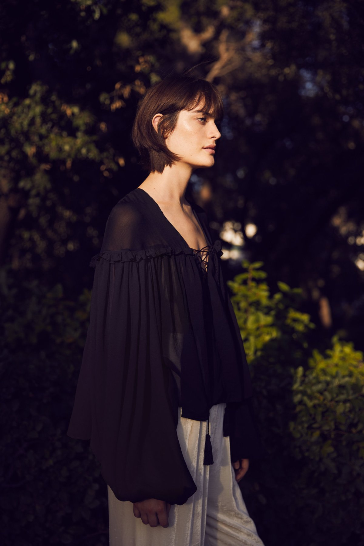 Sam Rollinson by Josefina Andres for Mango