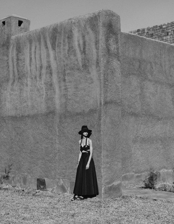 Birgit Kos by Blair Getz Mezibov for Elle FranceBirgit Kos by Blair Getz Mezibov for Elle France