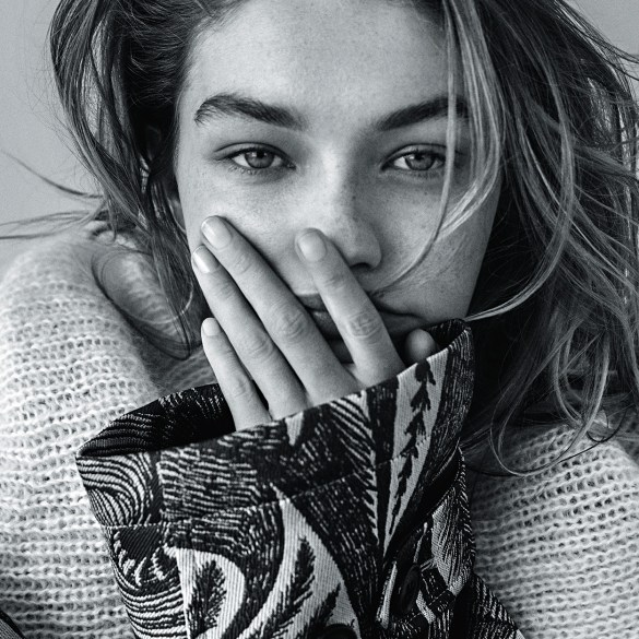 Gigi Hadid by Giampaolo Sgura for Vogue Australia