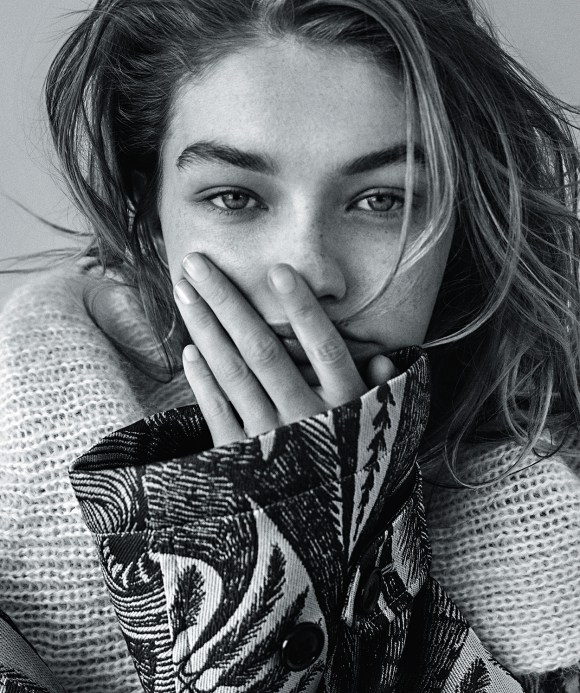 Gigi Hadid by Giampaolo Sgura for Vogue Australia