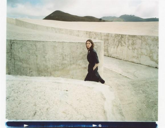 Zelda Heloise by Alessandro Furchino Capria for Vogue Ukraine