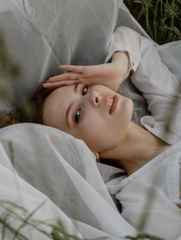 Anastasia Kiseleva by Maria Alekand
