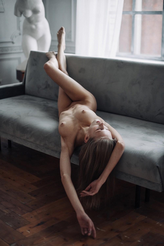 Angelika Ezhova by Sofya Sivolap