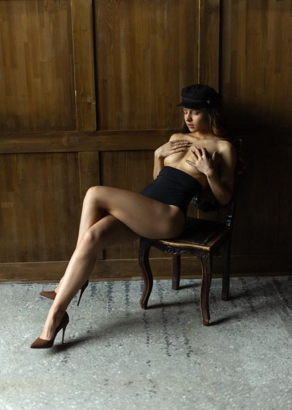 Julia Zubova by Alexey Burcev