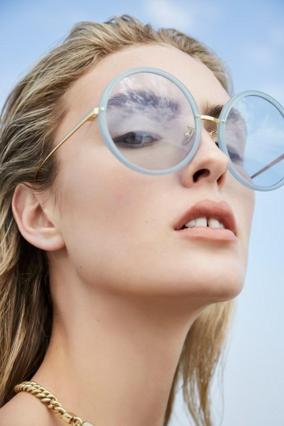 Michaela Bennett by Helen McArdle for Glass Magazine
