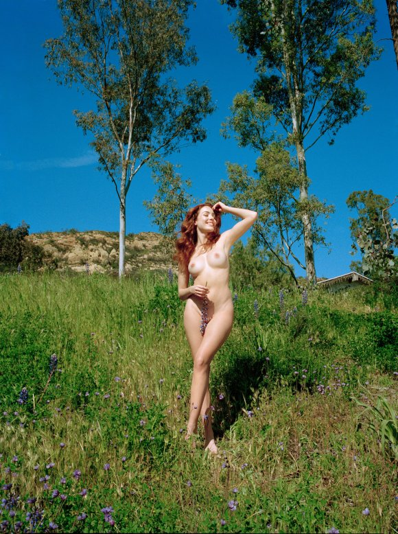 Sophie O'Neil by Carlotta Kohl for Playboy