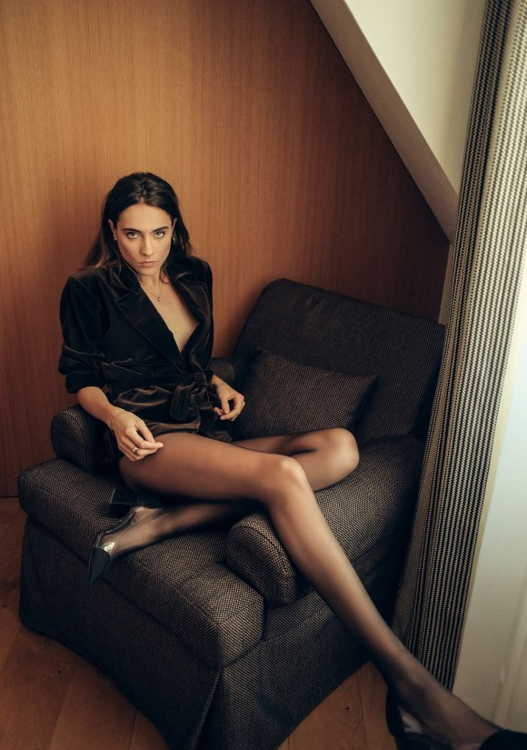Charlotte Coquelin by Jean Philippe Lebee