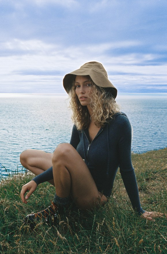 Kimberly van der Laan by Kate Davis-Macleod for Vogue Ukraine