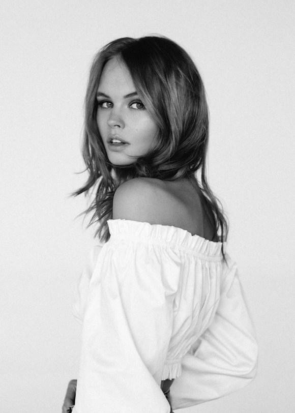Anastasiya Scheglova by Elena Volotova