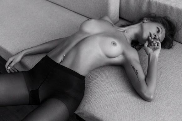 Anna Li by Yura Ionov