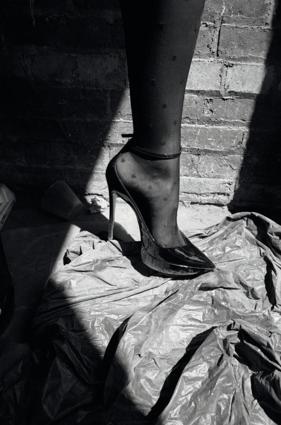 Ana Rosa Quintana Feet alexandra agoston - portraits of girls