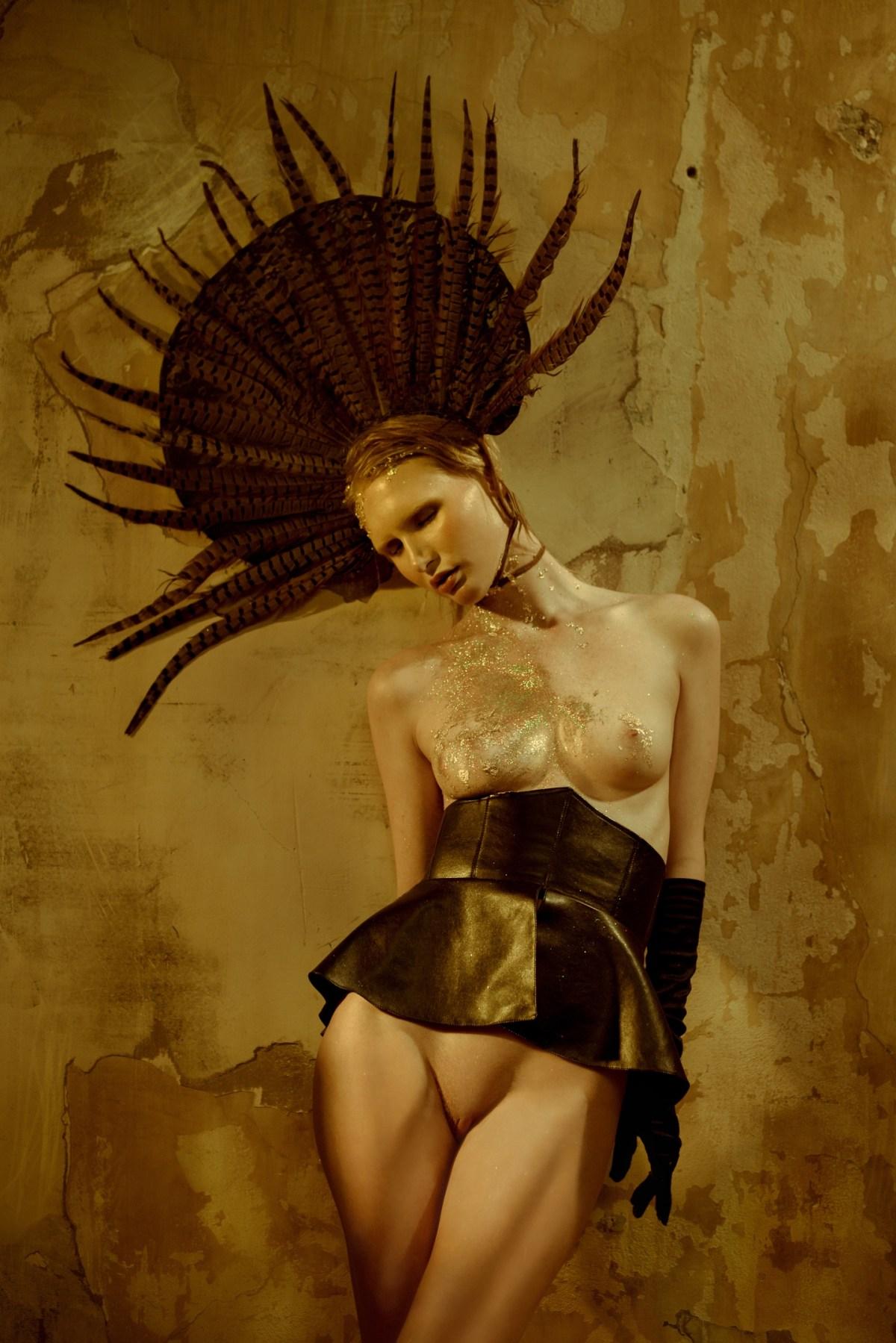 Anika White by Alexandra Oblako