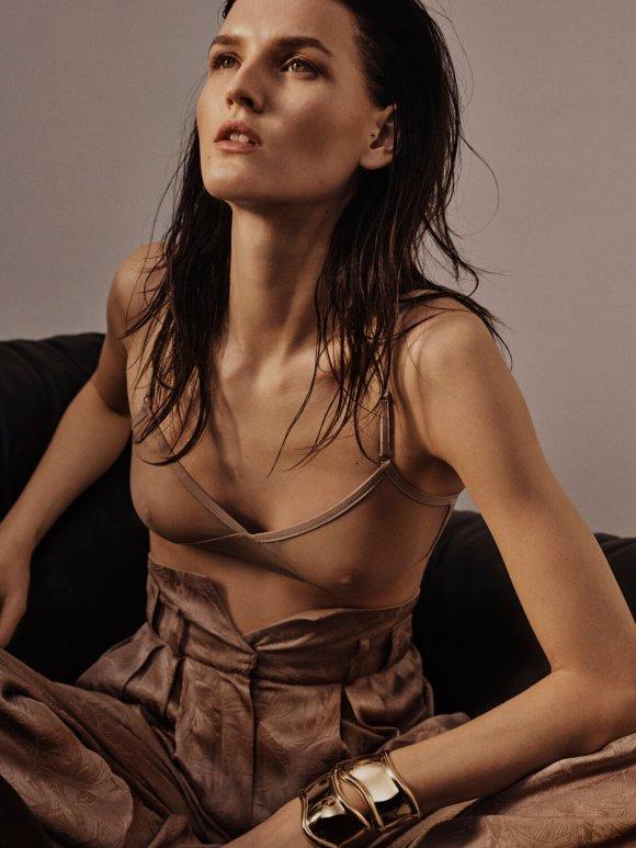 Katlin Aas by Yulia Gorbachenko for Editorialist Magazine