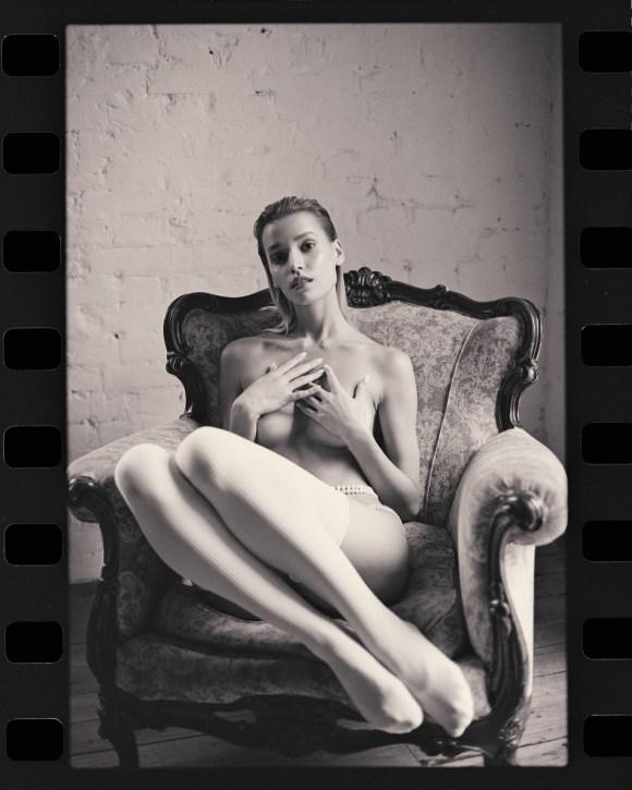 Mariya Melnyk by Iana Tokarchuk