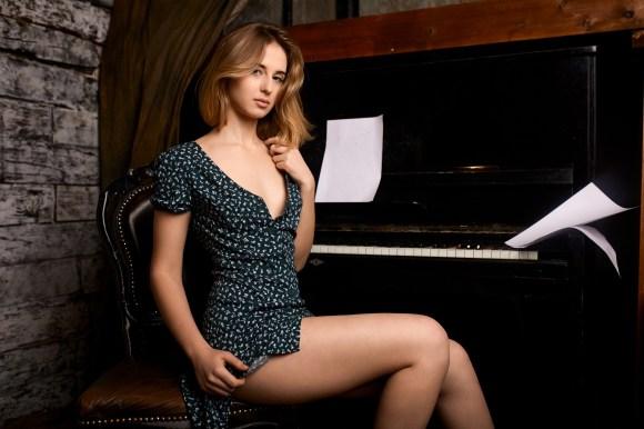 Portraits by Alexander Yurmashev