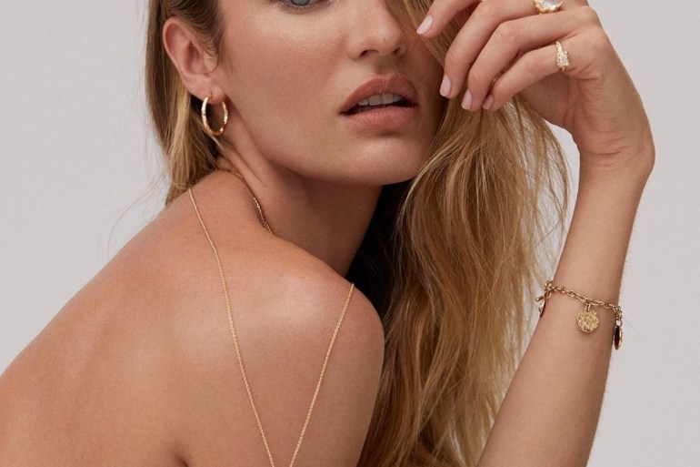 Candice Swanepoel by Zoey Grossman for Logan Hollowell