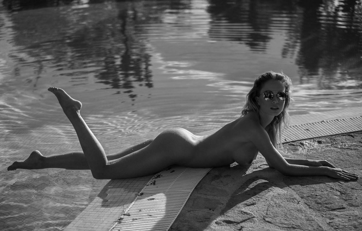 Natalia Andreeva by Hannes Walendy