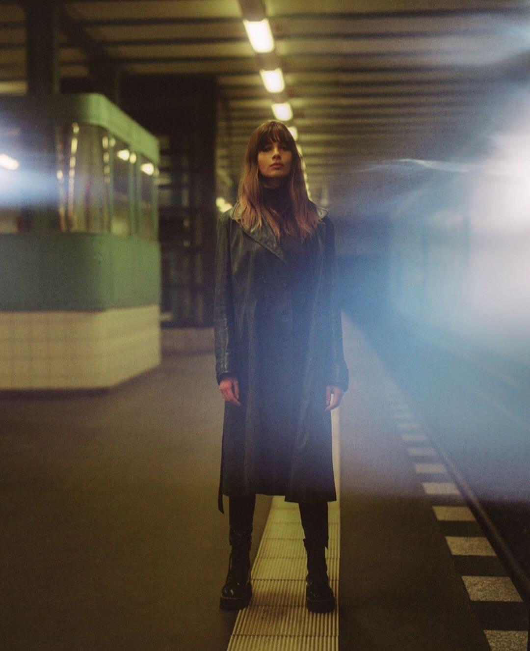 Mara Lafontan by Kolja Eckert & An Nguyen