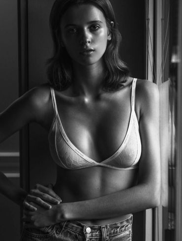 Sophie Barbaev by Alessio Albi
