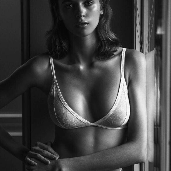 Sophie Barbaev by Alessio Albi