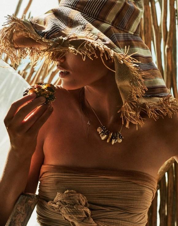 Altyn Simpson by Alique for Vogue Paris