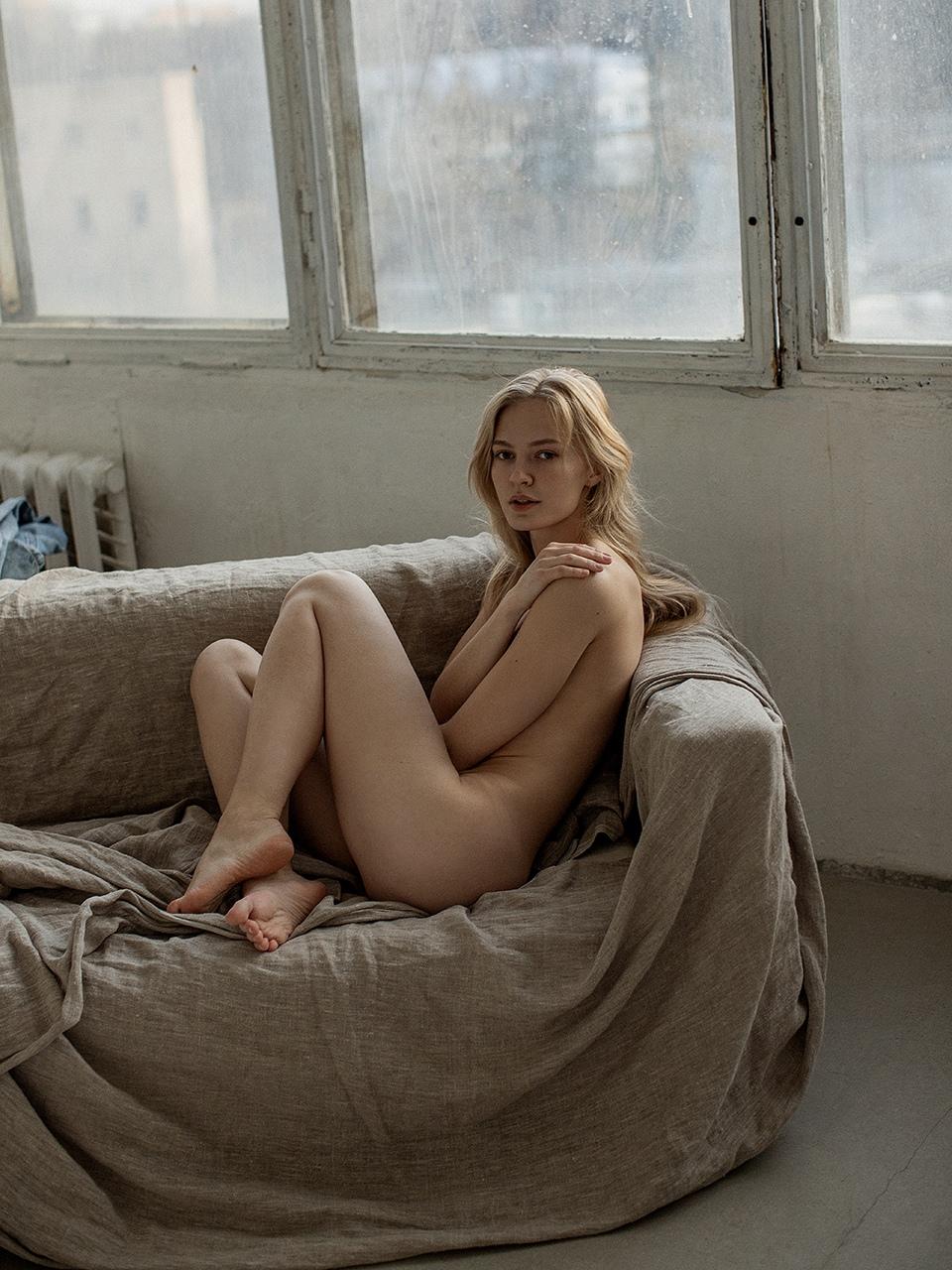 Ira Dyakonova by Maksim Stapski