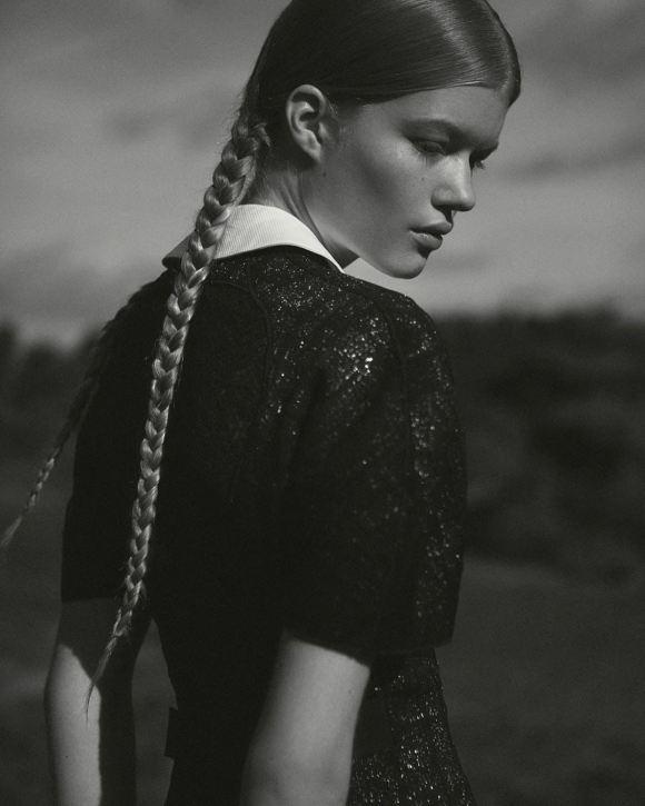 Madeleine Fischer by Marie Schmidt
