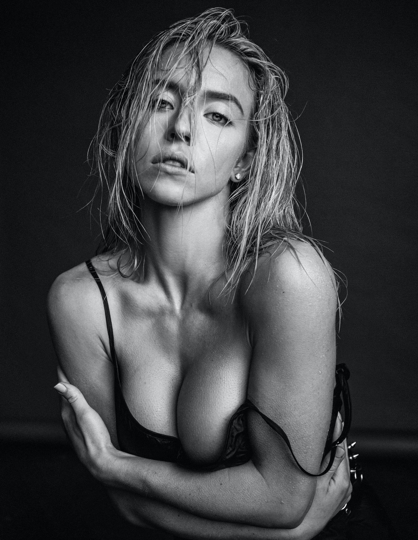 Sydney Sweeney by Damon Baker