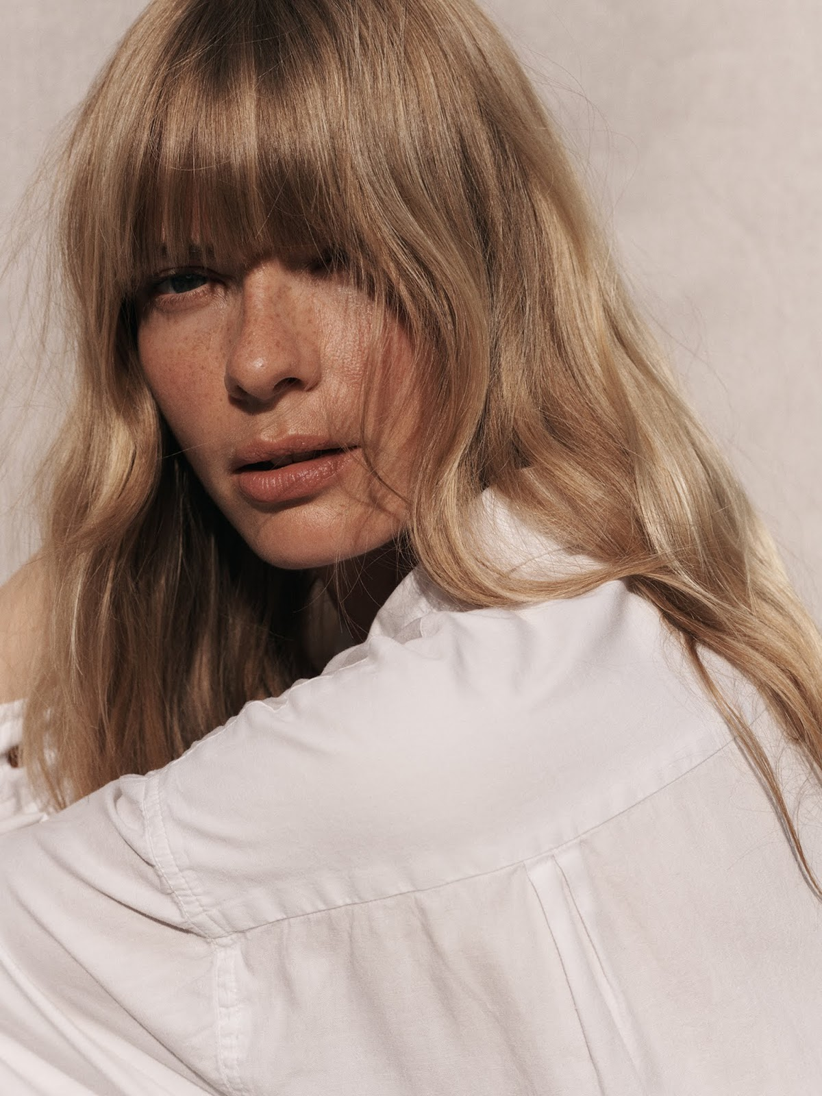 Julia Stegner by Benny Horne for Porter Edit