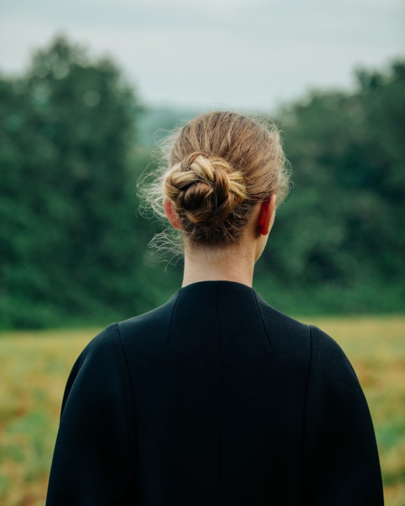 Clare Crawford by Ivan Bideac