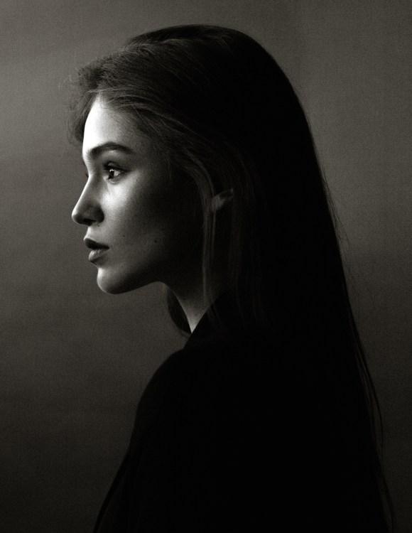 Kristina Ksenofontova by Alexey Burcev
