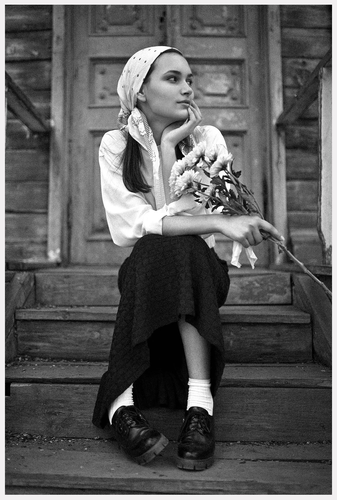 Sofia Prokhorova by Pavel Polyarnik