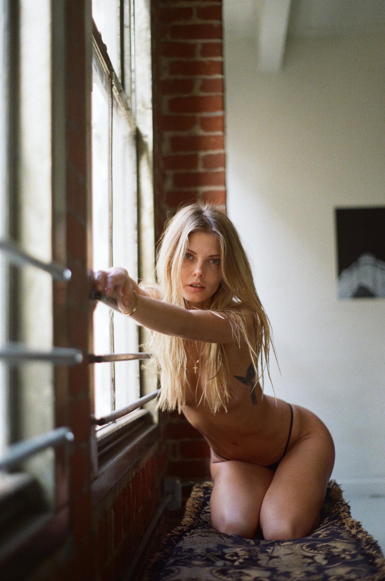 Alina Boyko by Nicola D'Orazio